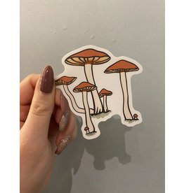 SST - Mushrooms Sticker
