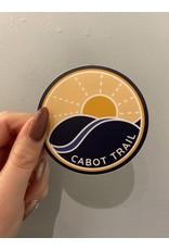SST - Cabot Trail Sticker