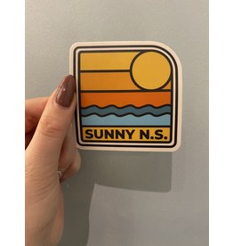 SST - Sunny N.S Sticker