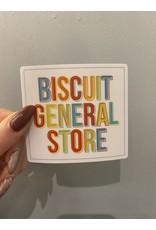 SST - Biscuit General Store Sticker