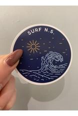 SST - Surf N.S Sticker