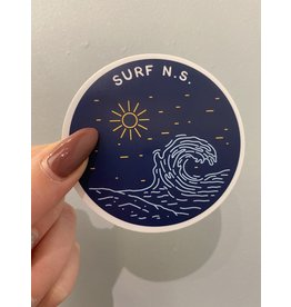 SST - Surf N.S Sticker
