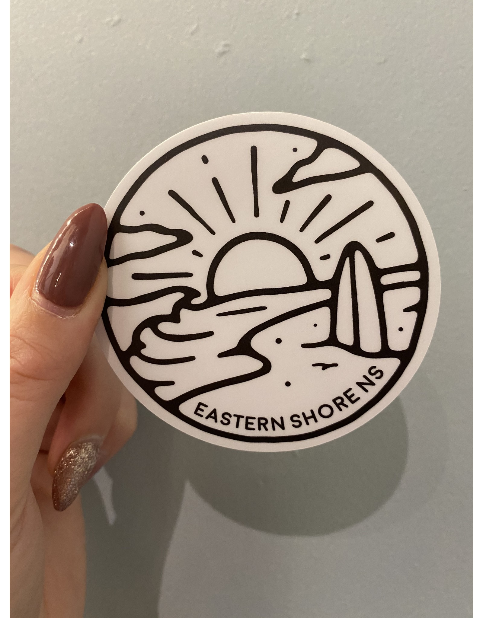 SST - Eastern Shore N.S. Sticker