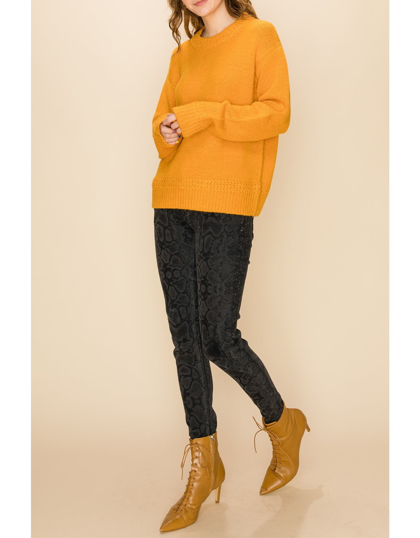 Bonanza - Every Day Sweater Long Sleeve