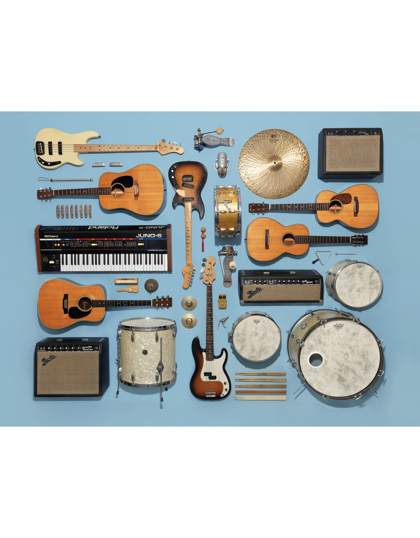 NLE - Puzzle Band Collection / 500pcs