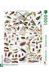 NLE - Insects Puzzle / 1000pcs