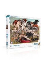 NLE - Puzzle All The Dogs / 1000 pcs