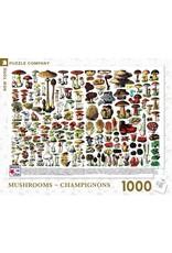 NLE - Mushrooms Puzzle / 1000pcs