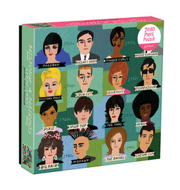 RST - Puzzle History of Hairdos / 1000pcs