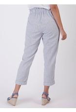 BPE - Magnolia Indigo Stripe Pant