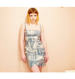 Emory Park - Toile Mini Dress