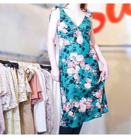 Emory Park - Bias Cut Floral Dress