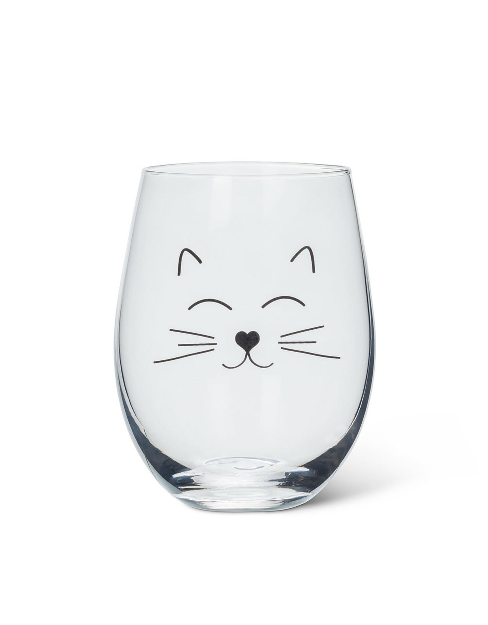 ATT - Kitty Stemless Glass