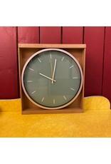 """CTG - Jade Wall Clock 14"""""""
