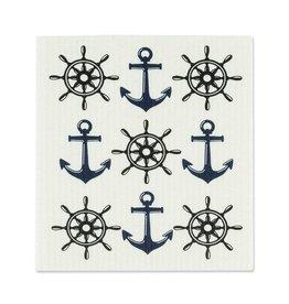 ATT - Swedish Dishcloth / Multi Anchors
