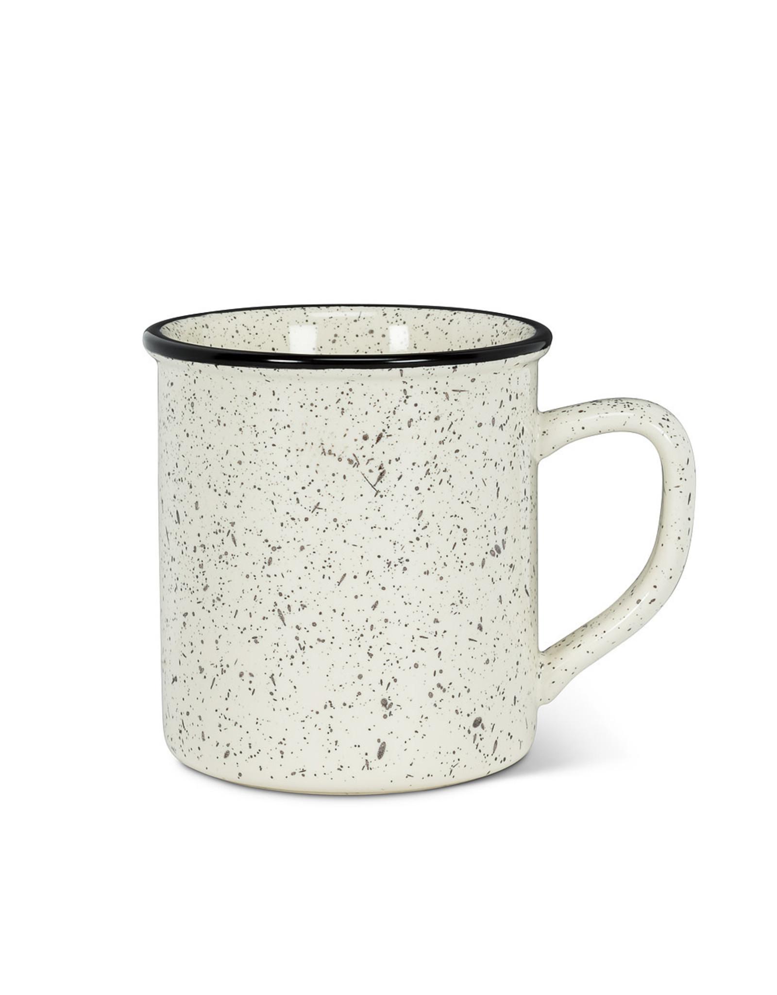 ATT - Speckle Mug with Rim /10 oz