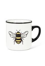 ATT - Bee Mug with Black Band /10 oz