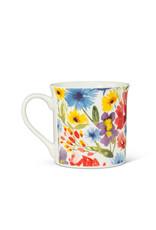 ATT - All over Flower Mug / 12 oz