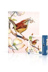 NLE - Carolina Wren Mini Puzzle / 100pcs