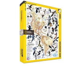 NLE - Puzzle Bird Migration  / 1000pcs