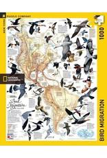 NLE - Puzzle Bird Migration  / 1000pcs