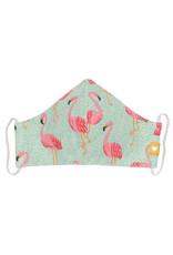 DCA - Cloth Mask Flamingo