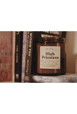 Shy Wolf - The High Priestess Candle - 8 oz