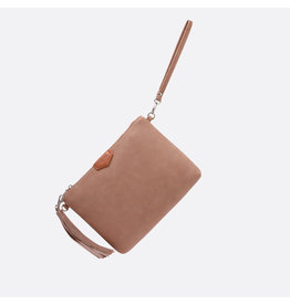 Pixie Mood - Clutch Michelle Desert Clay