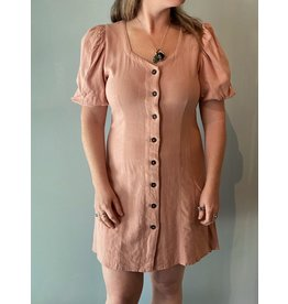 Bonanza - Button Up Dress