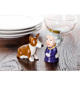 ATT - Royal Friends Salt & Pepper Shakers