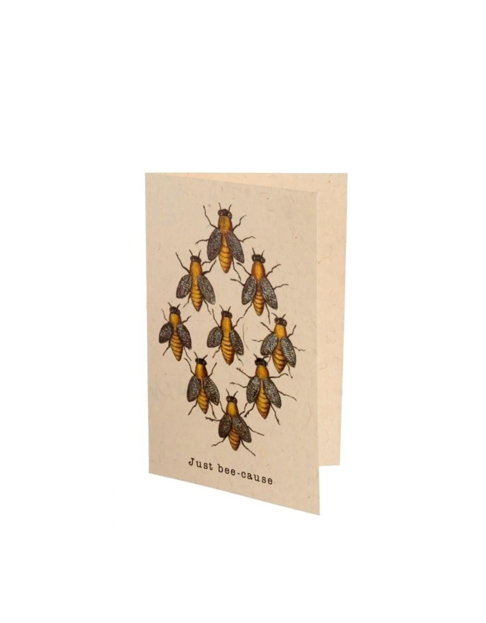IBA - Just Bee-Cause Card