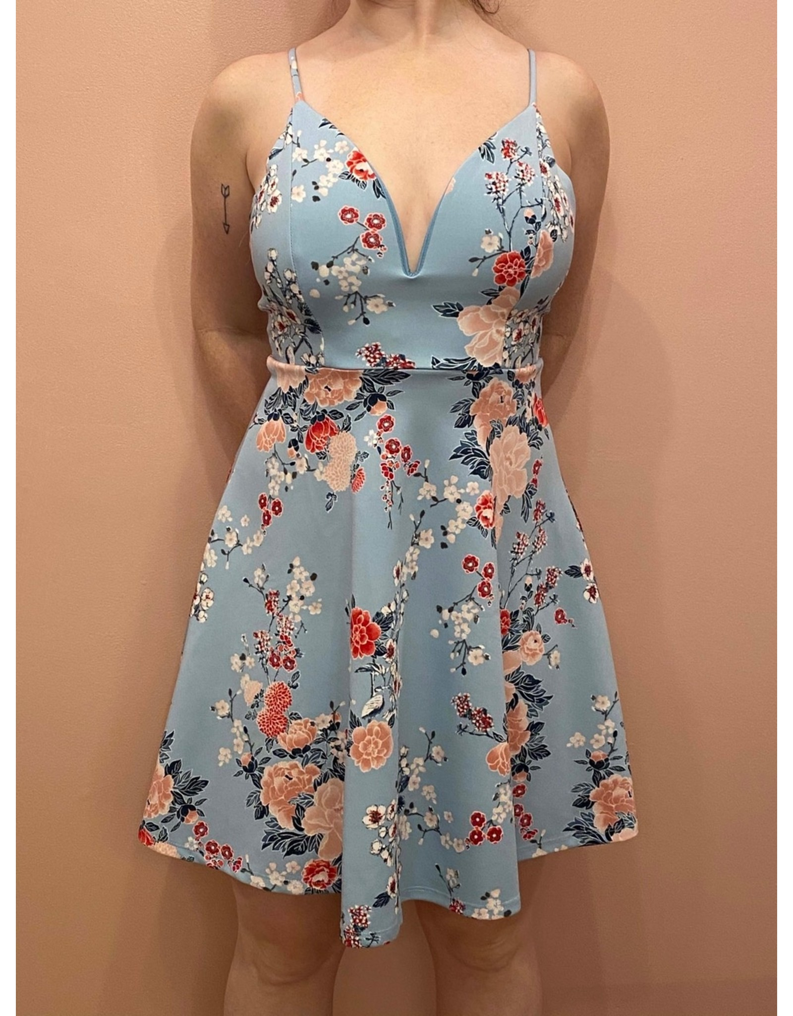 Bonanza - Blossom Floral Dress