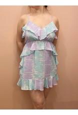 Bonanza - Watercolour Dress