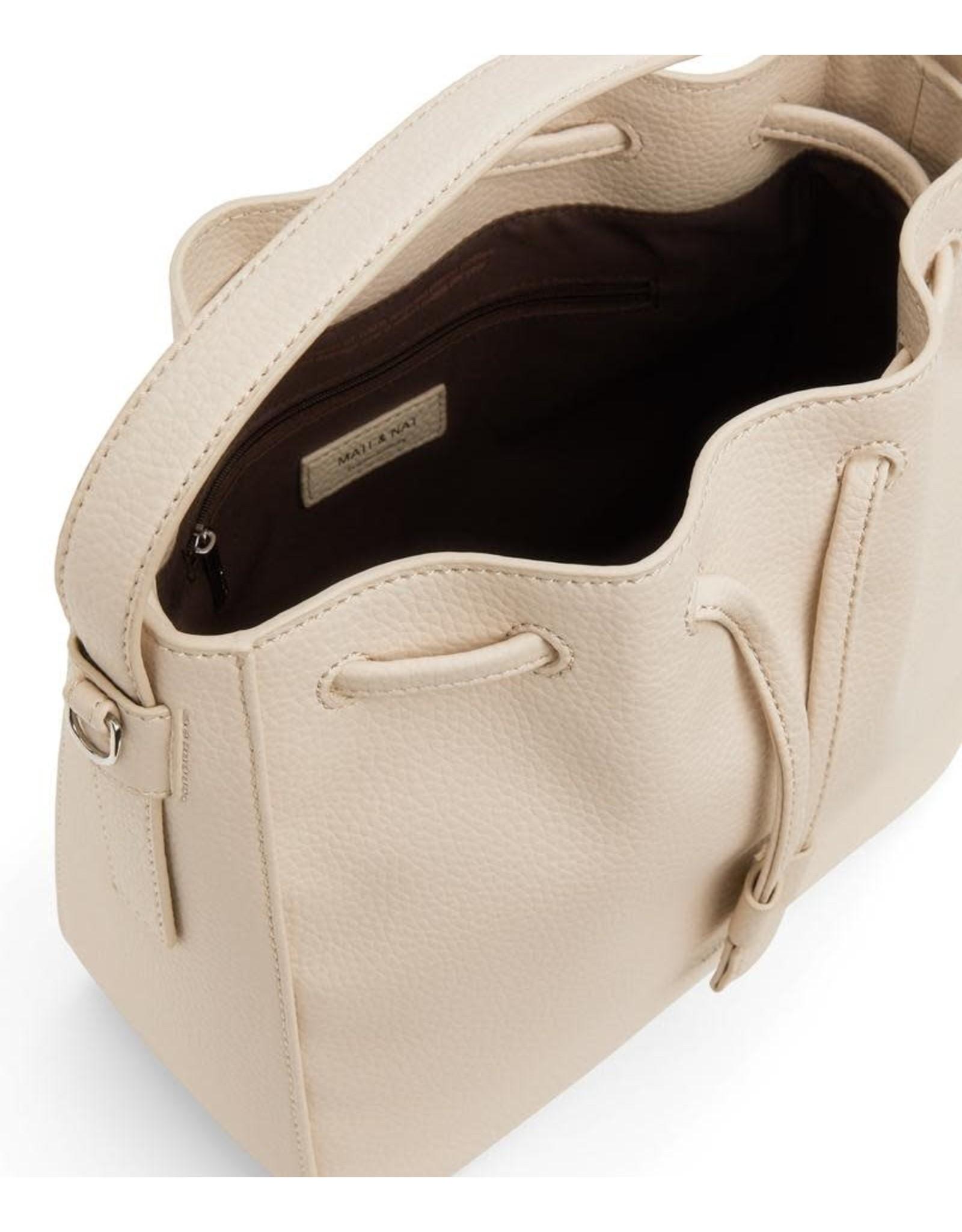 Matt & Nat - Amber Bucket Bag/Opal