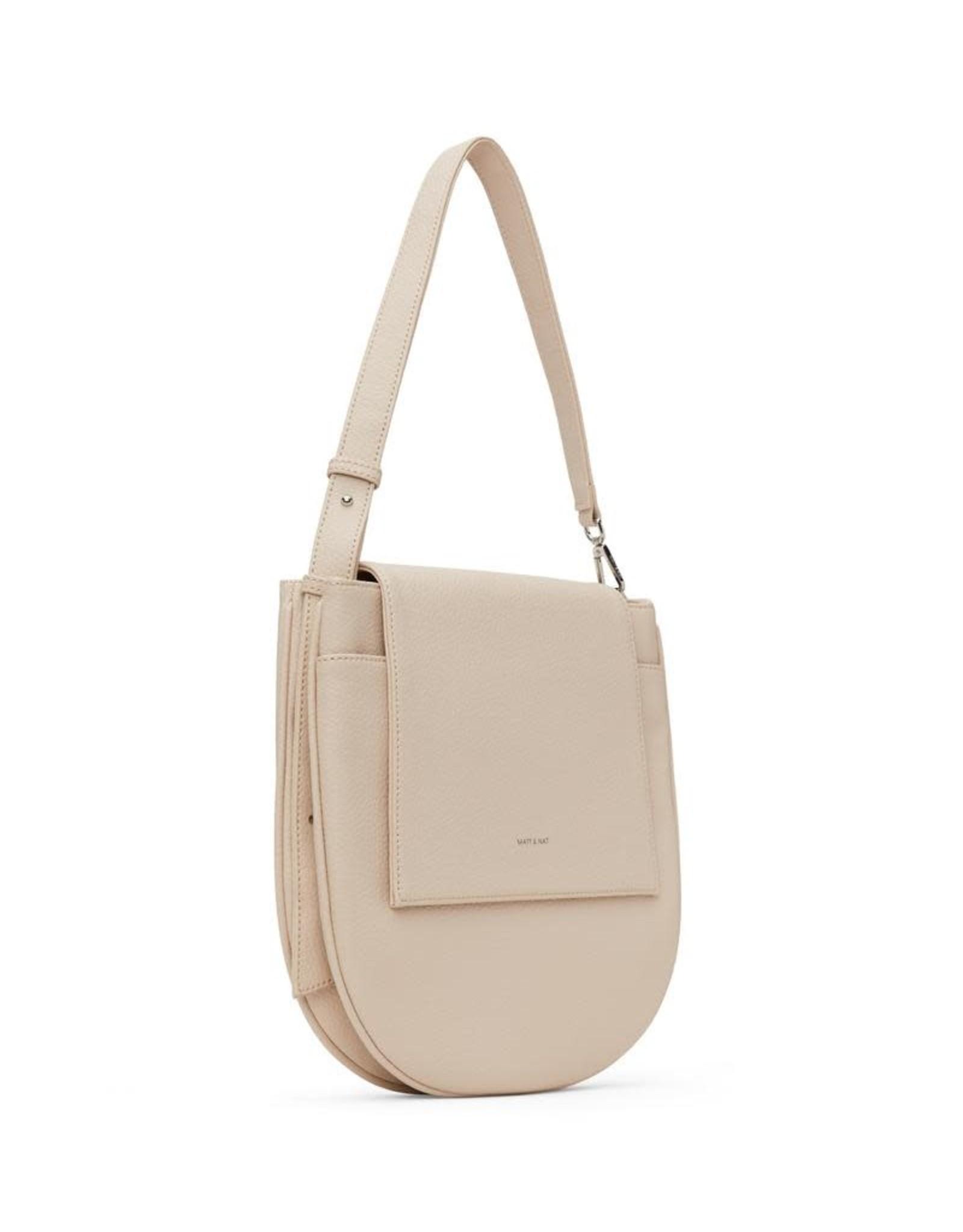 Matt & Nat - Match Slim Shoulder Bag/Opal