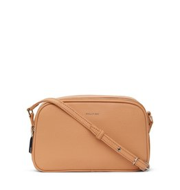 Matt & Nat - Cross body With Integrated Wallet Pair/Melon