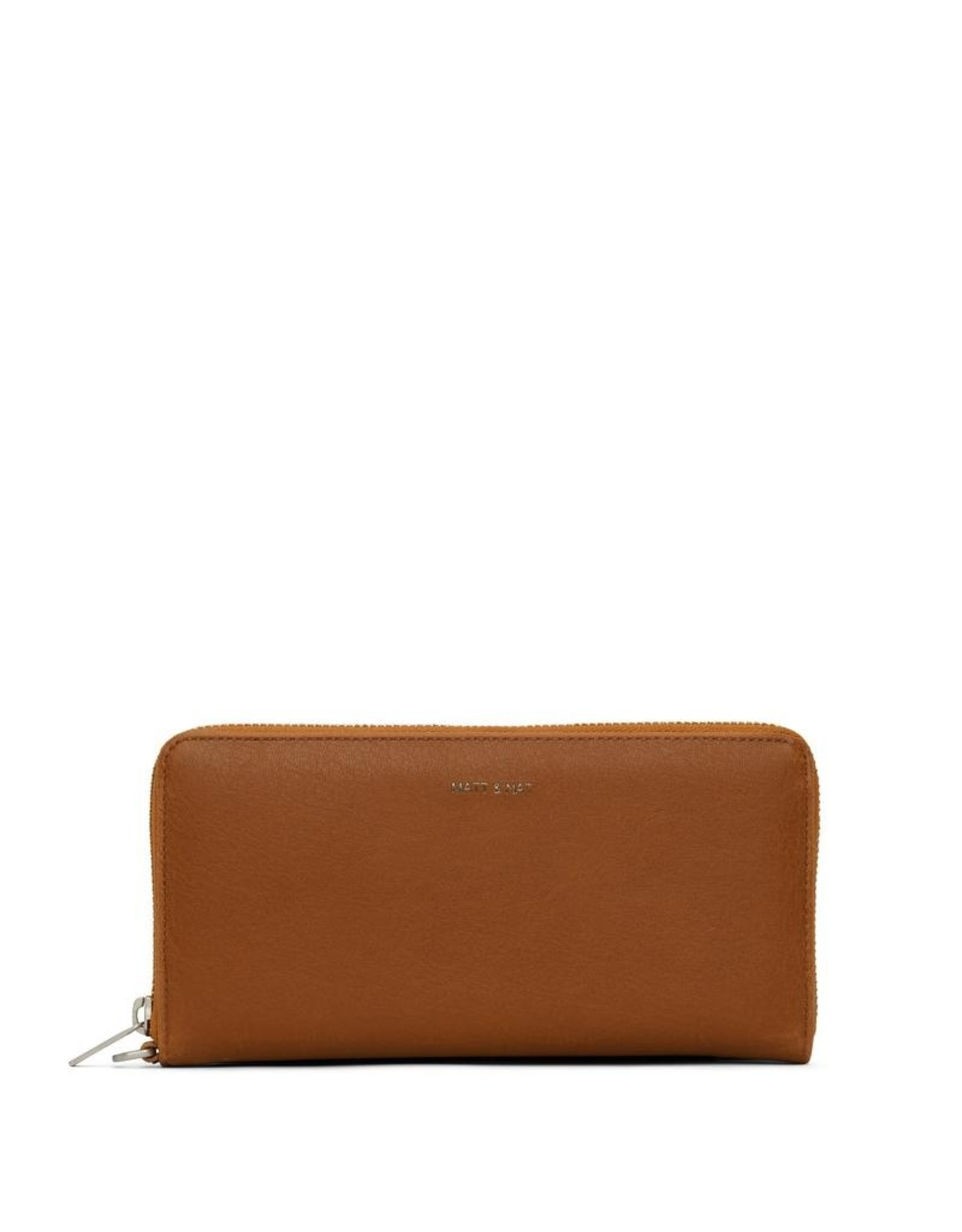 Matt & Nat - Elm Wallet With Wrist Strap/Chili
