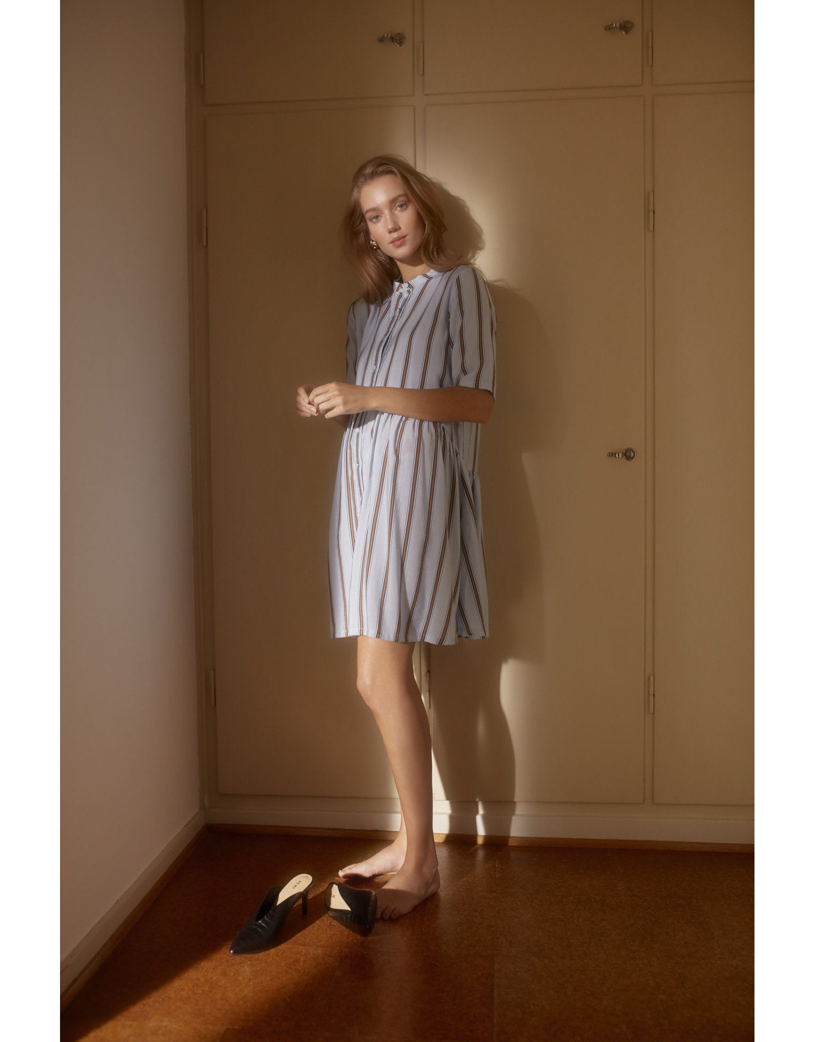 IDK - Striped Dress