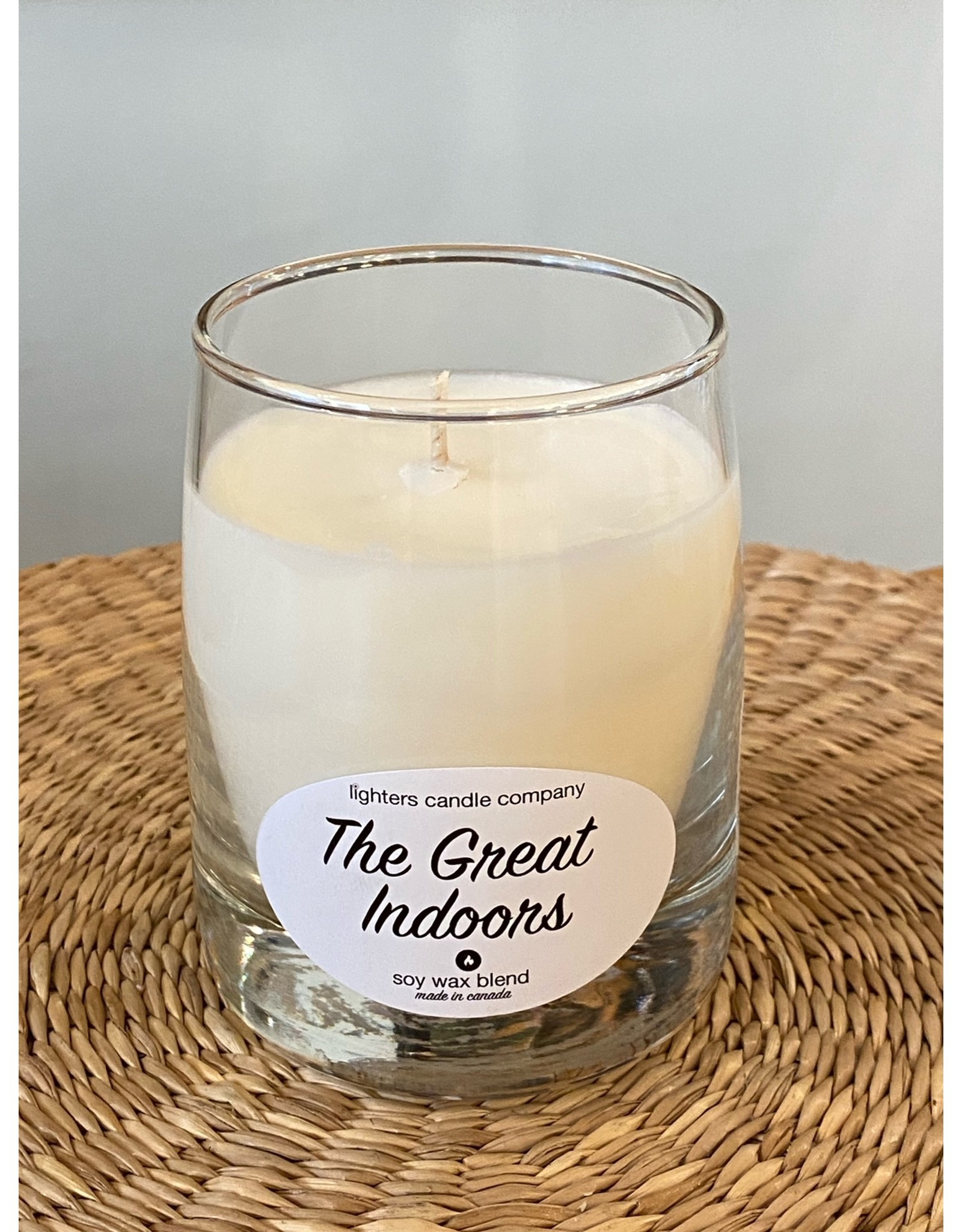 Lighters Candle - The Great Indoors Evergreen