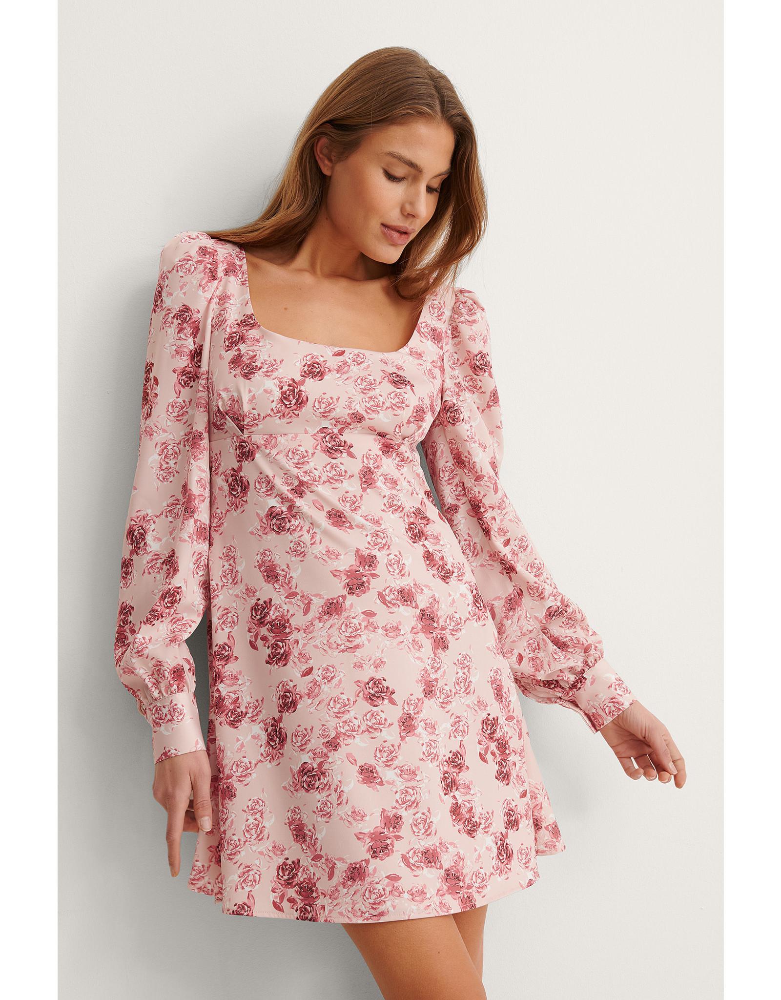 NA-KD - English Garden Dress