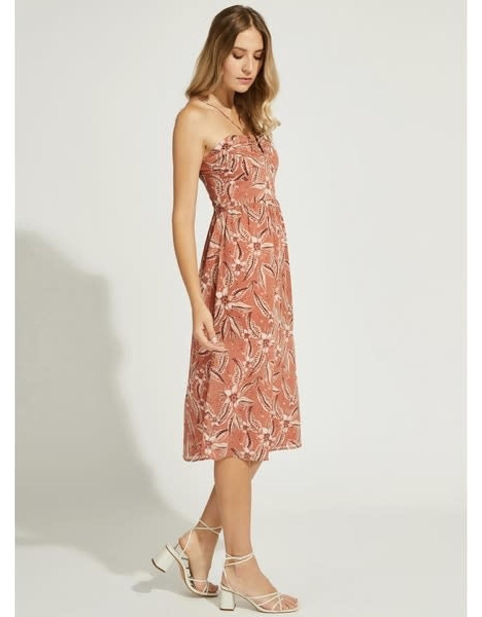 Gentle Fawn - Garden Dress