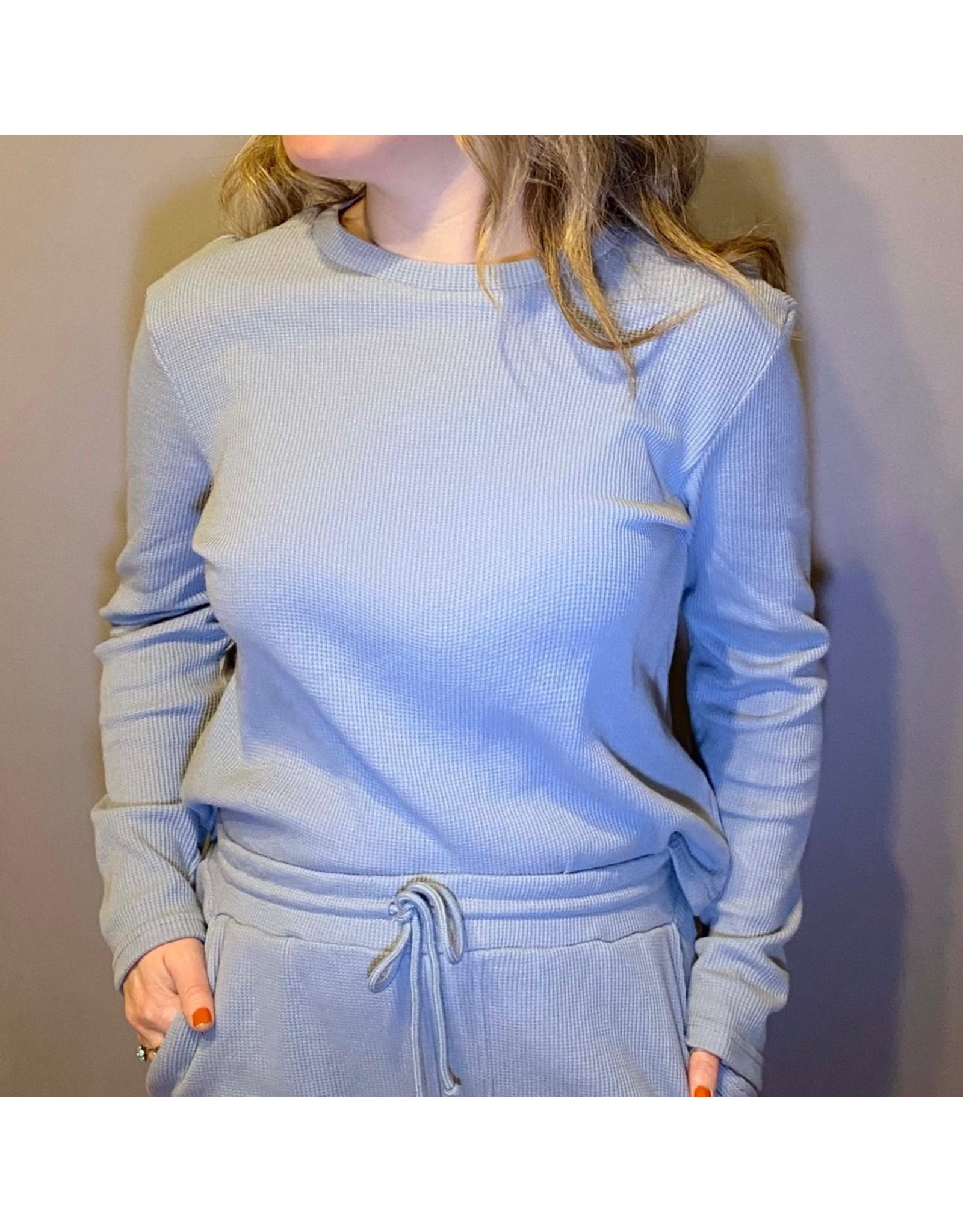 Bonanza - Snuggle Top in Rose, Blue or Black
