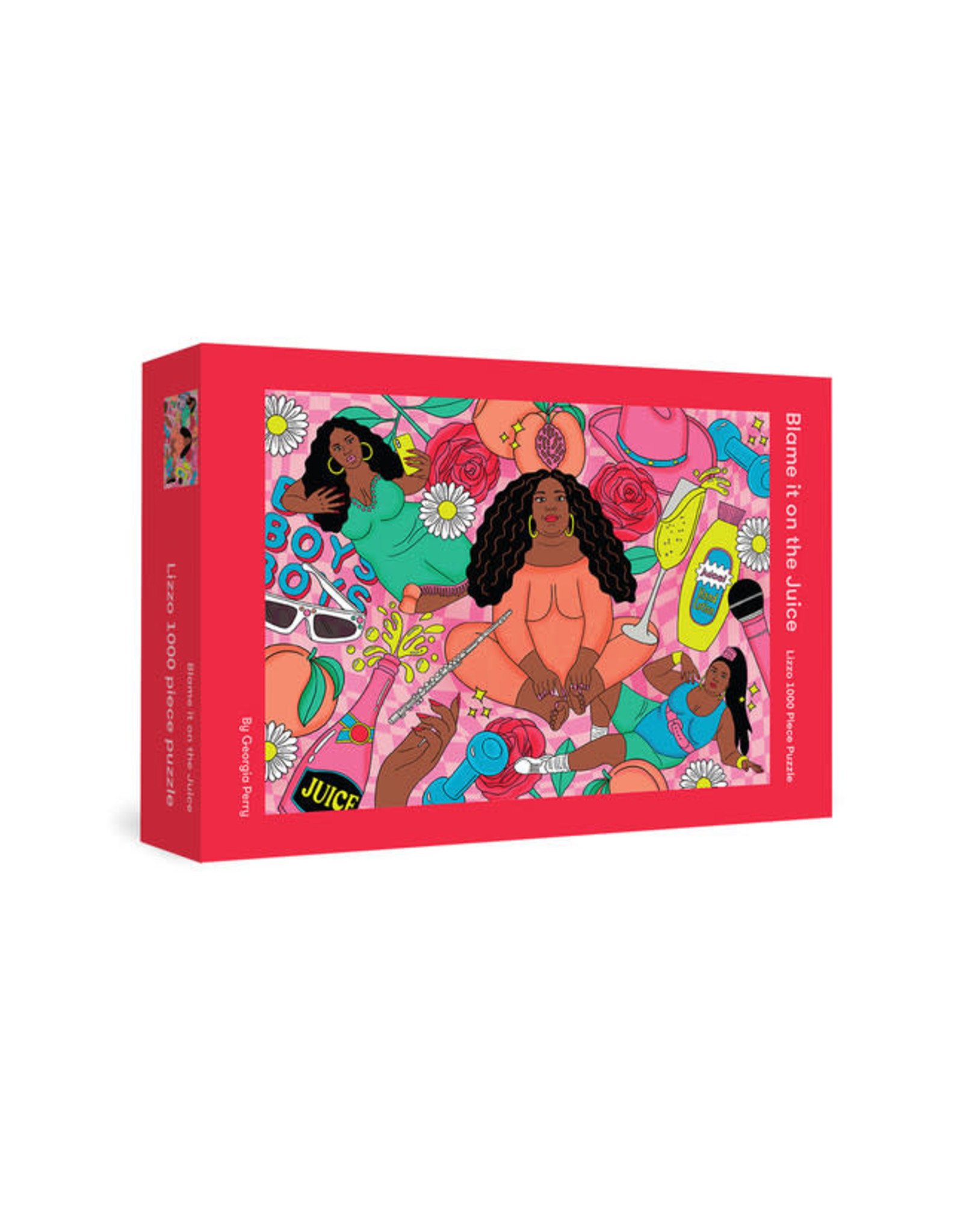 RST - Puzzle Blame It On The Juice: Lizzo / 1000 pcs