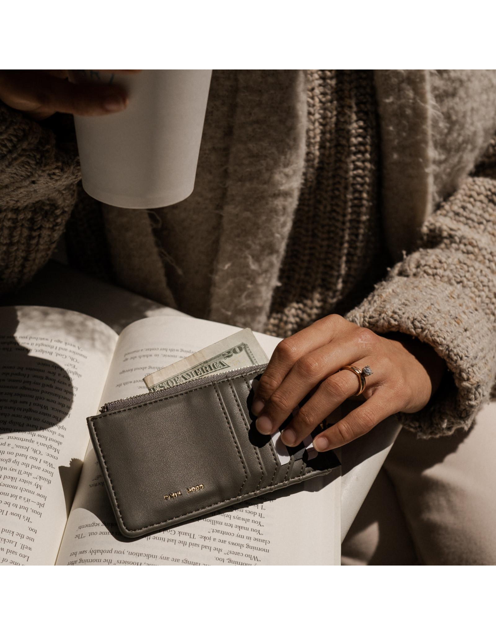 Pixie Mood - Card Wallet Quinn Black