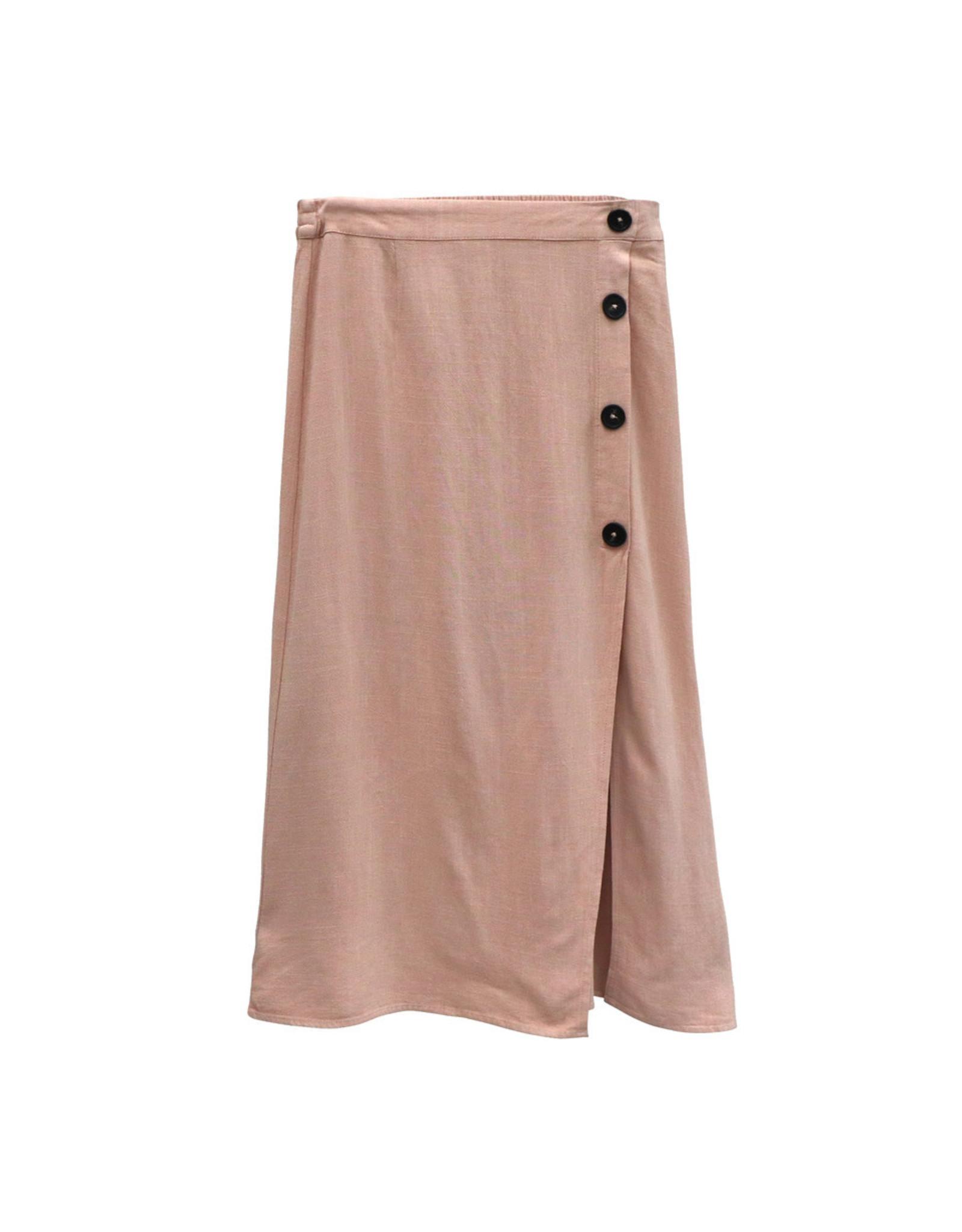 Bonanza - Linen Skirt