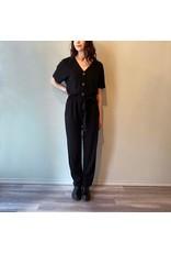 Bonanza - All Days Jumpsuit - Oatmeal or Black