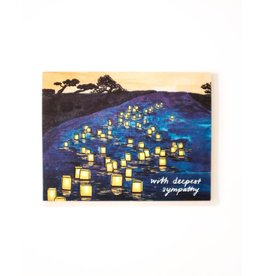 SRE - With Deepest Sympathy LanternCard