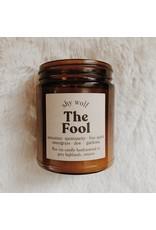 Shy Wolf - The Fool Candle 8 oz