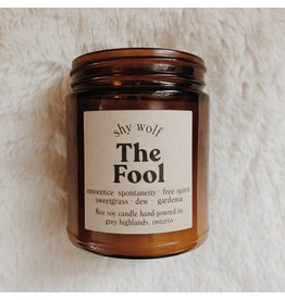 Shy Wolf - The Fool Candle 8 oz