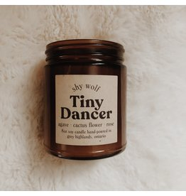 Shy Wolf - Tiny Dancer Candle 8 oz